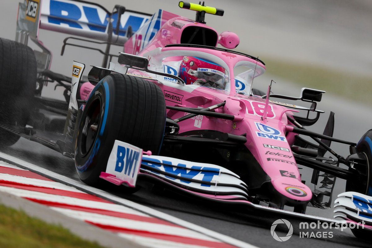 Lance Stroll, Racing Point RP20, 1m14.377s