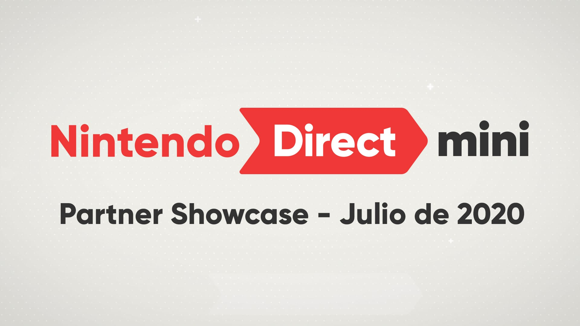 [Act.] Anunciado un nuevo Nintendo Direct Mini: Partner Showcase para hoy